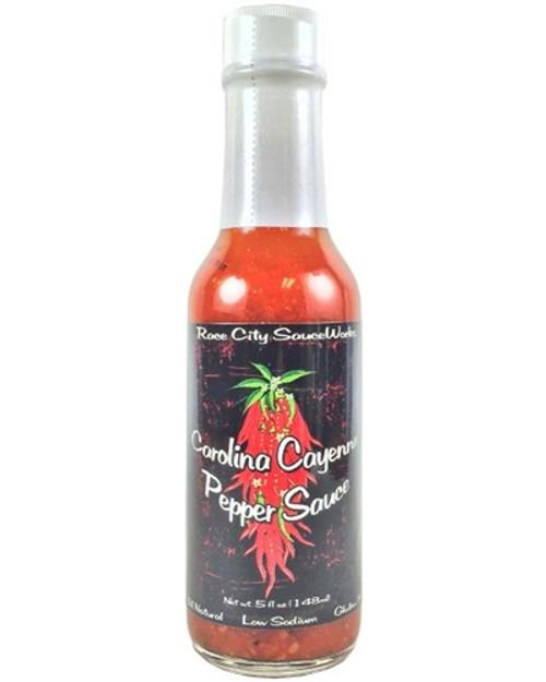 Race City Sauce Works Carolina Cayenne Pepper Sauce, 5oz.