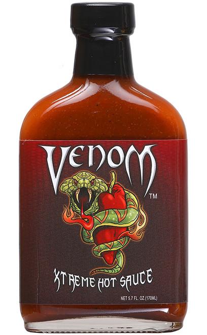 Venom Xtreme Hot Sauce, 5.7oz.