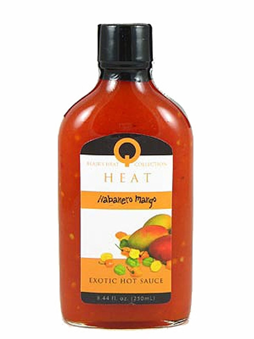 Blair's Q Heat Habanero Mango Exotic Hot Sauce, 8.44oz.