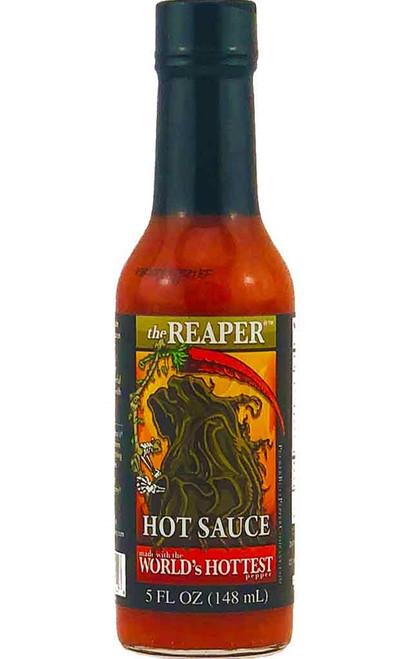 Pucker Butt The Reaper Hot Sauce, 5oz.