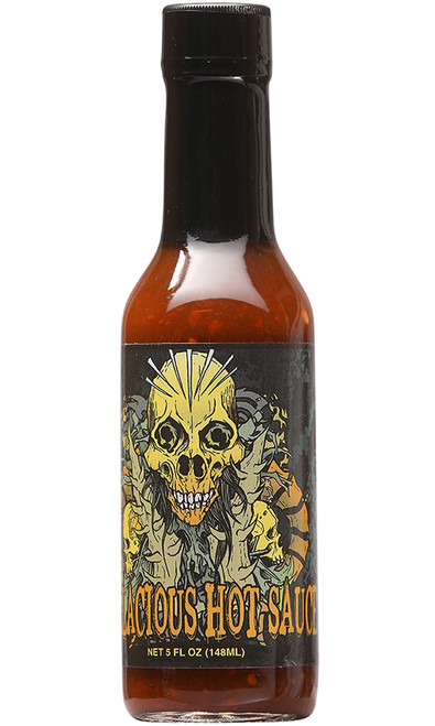 High River Sauces Hellacious Hot Sauce, 5.4oz.
