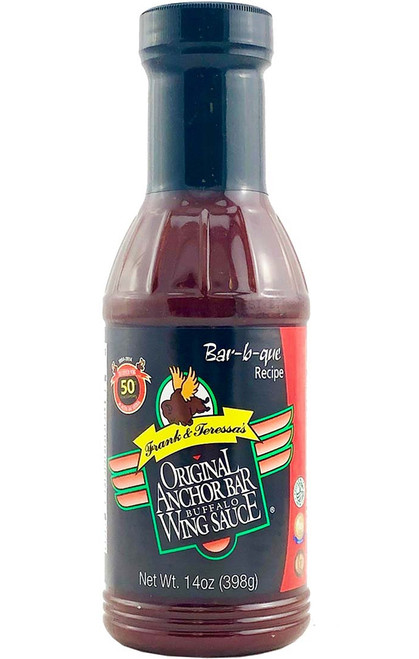 Anchor Bar Honey BBQ Sauce, 14oz.