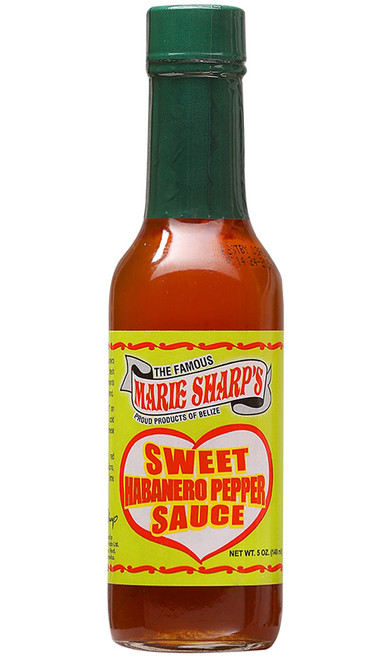 Marie Sharp's Sweet Habanero Pepper Sauce, 5oz.