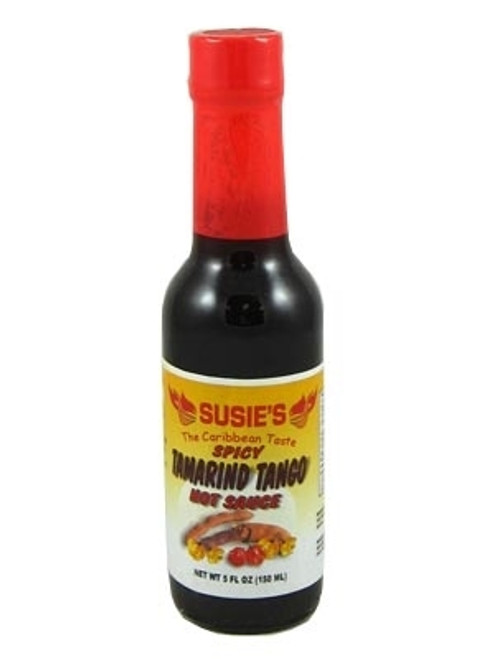 Susie's Tamarind Tango Hot Sauce, 5oz.