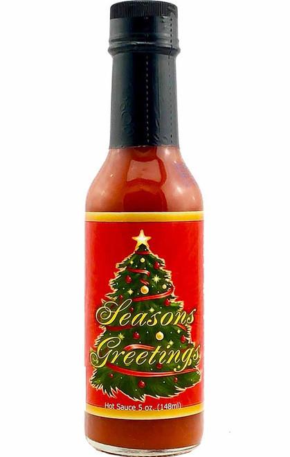 Seasons Greetings Hot Sauce, 5oz. (Seasonal)