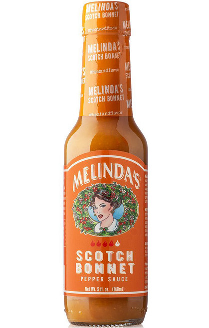 Melinda's Scotch Bonnet Hot Sauce, 5oz.