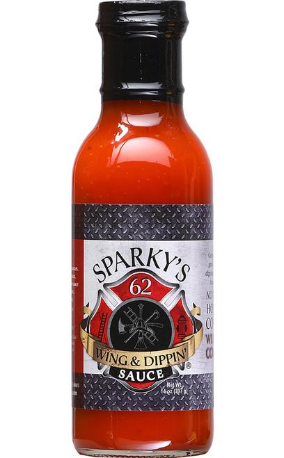 Sparky's Wing & Dippin Sauce, 14oz.
