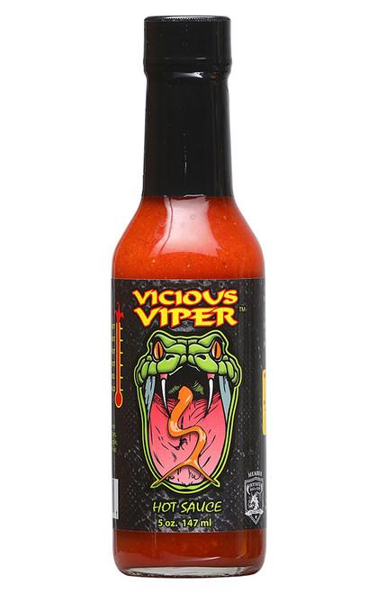 Vicious Viper Hot Sauce, 5oz.