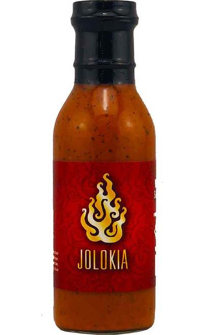 Naga Jolokia 10 Wing Sauce, 12oz.