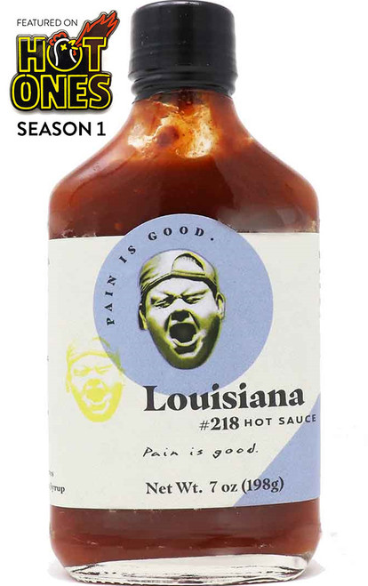 Pain Is Good Batch #218 Louisiana Style, 7oz.