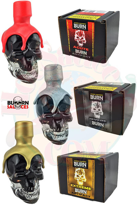 Artifact Burn Complete Collectors Gift Set, 3/1.7oz.