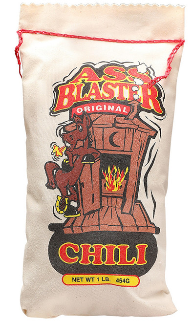 Ass Kickin Ass Blaster Original Chili, 1lb.