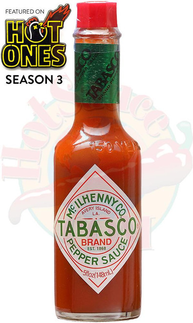TABASCO® Red Pepper Sauce, 5oz.