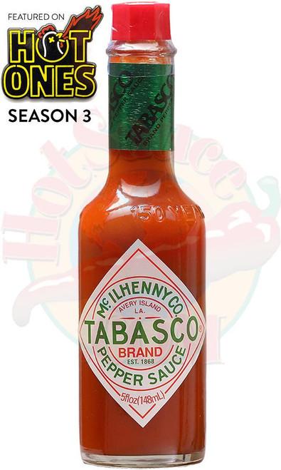 TABASCO® Red Pepper Sauce, 5oz.