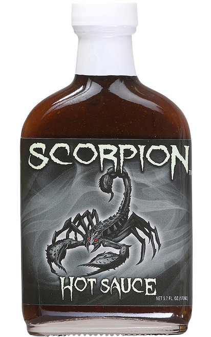 Scorpion Extreme Hot Sauce, 6.5oz.