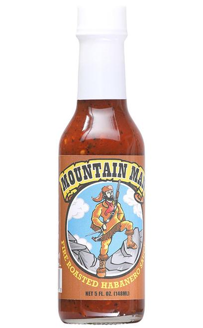 Mountain Man Fire Roasted Habanero, 5oz.