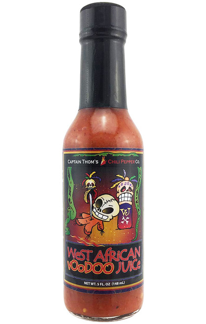 West African Voodoo Juice, 5oz.