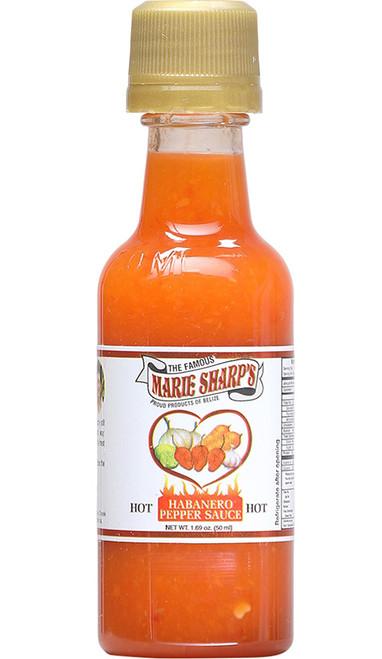 Marie Sharp's Hot Habanero Mini Pepper Sauce, 1.69oz.