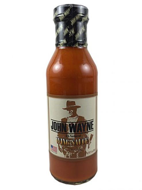 John Wayne Wing Sauce, 13oz.