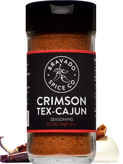 Bravado Spice Co. Crimson Seasoning, 2.7oz.