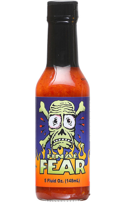 Final Fear Hot Sauce, 5oz.