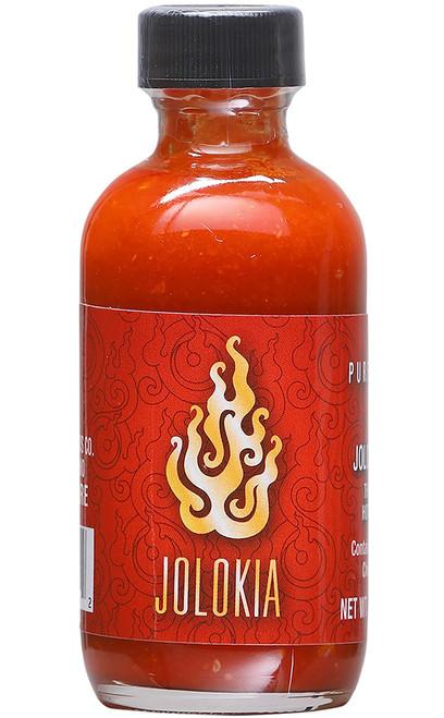 CaJohn's Jolokia 10 Puree, 2oz.