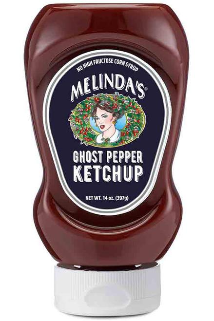 Melinda's Naga Jolokia Ketchup, 14oz.
