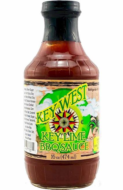 Key West Key Lime BBQ Sauce, 16oz.