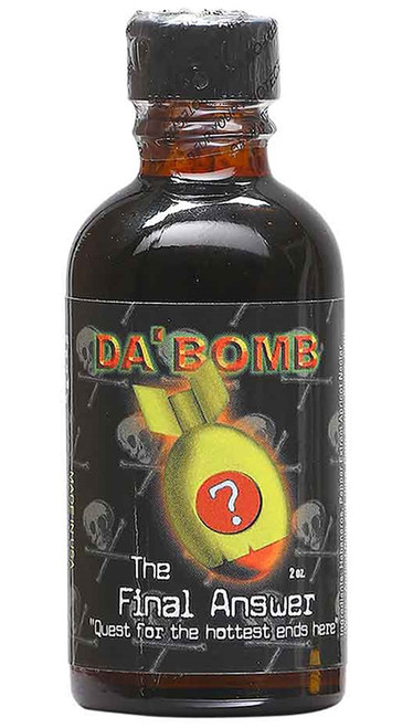 Da Bomb The Final Answer Extract, 2oz.