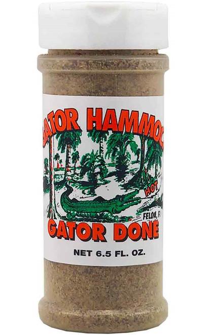Gator Hammock Gator Done Seasoning, 6.5oz.