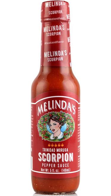 Melinda's (NEW) Scorpion Pepper Sauce, 5oz.