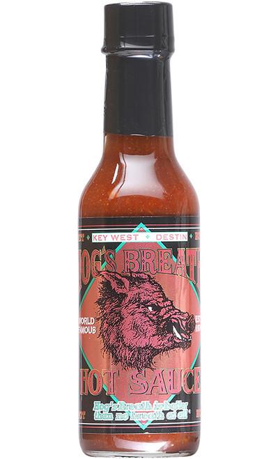 Hog's Breath Key West Extra Hot Sauce, 5oz.