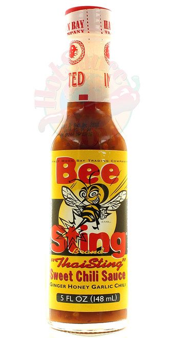 "Bee Sting ""Thai Sting"" Sweet Chili Sauce, 5oz."
