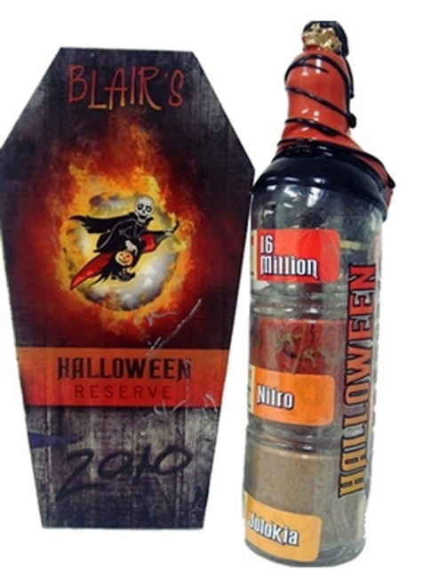 Blair's Reserve Halloween 2010, Triple Stacked Fury - #34/#25 of 99 - SOLD!