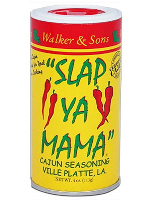 Slap Ya Mama Original Cajun Seasoning, 4oz.