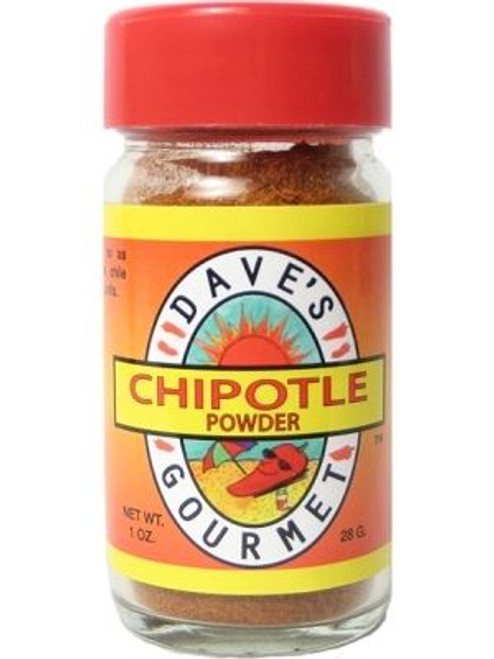 Dave's (Chile Today) Chipotle Powder Medium, 1oz.