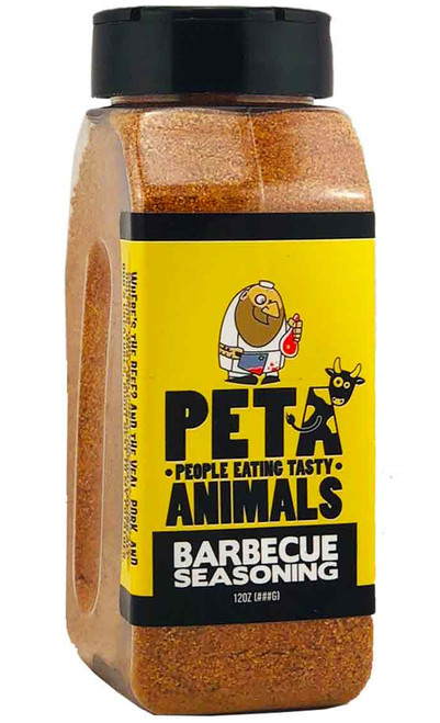 PETA Barbecue Seasoning, 12oz