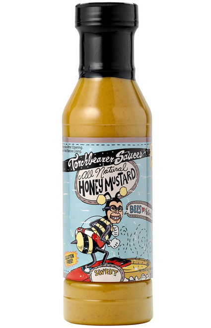 Torchbearer Honey Mustard Sauce, 12oz.