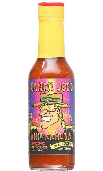 Tahiti Joe's Ahi Of Kahuna XX Hot Sauce, 5oz.