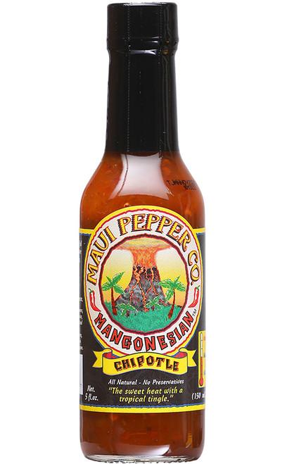 Tahiti Joe's Maui Pepper Mangonesian Hot Sauce, 5oz.