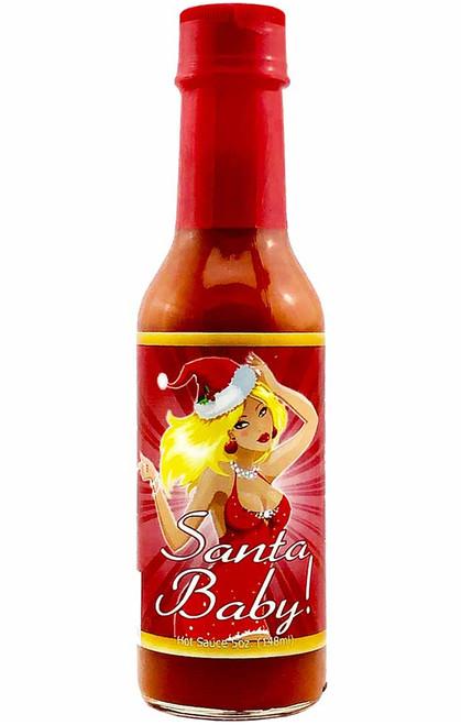 Santa Baby Hot Sauce, 5oz. (Seasonal)