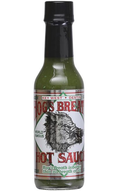 Hog's Breath Key West Green Hot Sauce, 5oz.