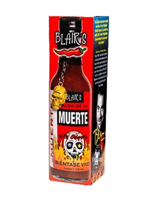 Blair's Salsa De La Muerte con Chipotle, 5oz.