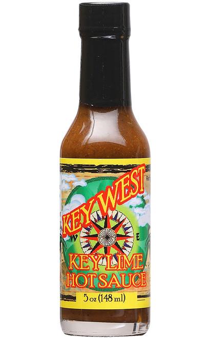 Key West Key Lime Hot Sauce, 5oz.