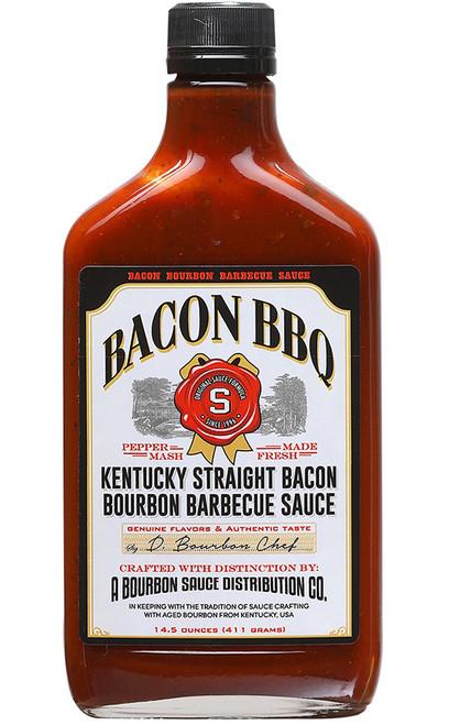 Kentucky Straight Bacon Bourbon Barbecue Sauce, 14.5oz.