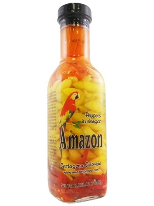 Amazon Triple Peppers - 3 Colorful Layers of Peppers, 12.5oz.