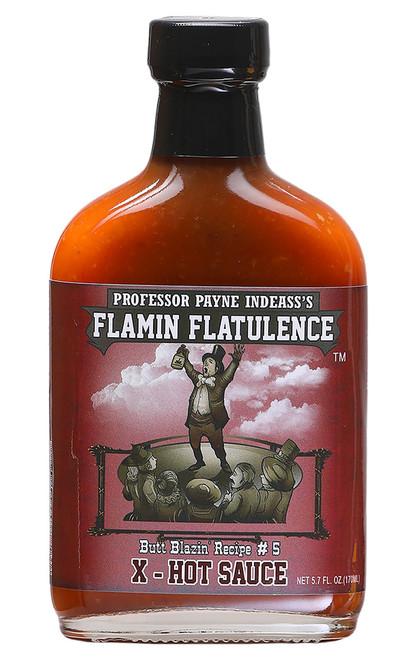 Flamin' Flatulence X-Hot Hot Sauce, 5.7oz.