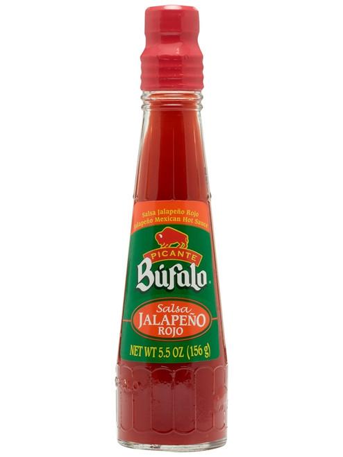 Bufalo Jalapeno Mexican Hot Sauce, 5.5oz.