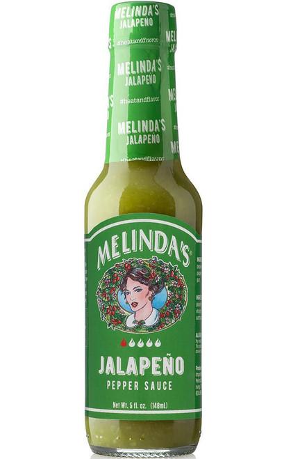Melinda's Jalapeno Pepper Sauce, 5oz.