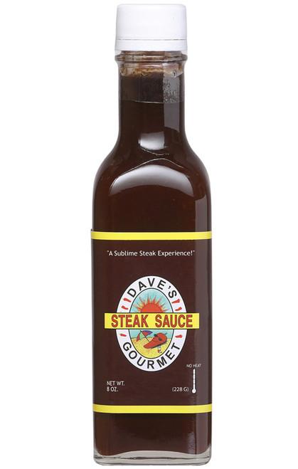 Dave's Gourmet Steak Sauce, 8oz.